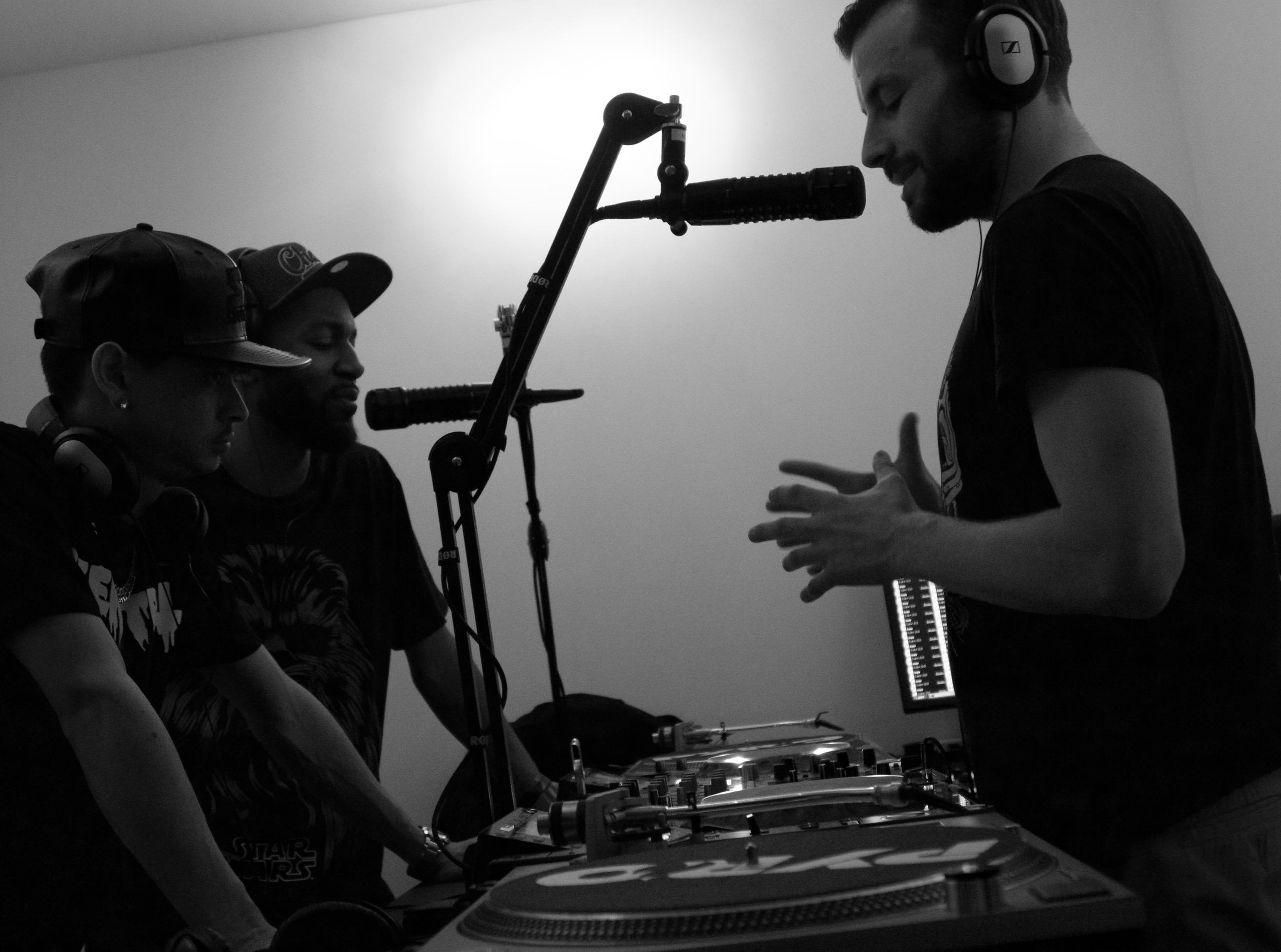 The Blatantly Blynu Show, Nick Russell, Micall Parknsun, PyroRadio, Pyro, PyroRadio.com