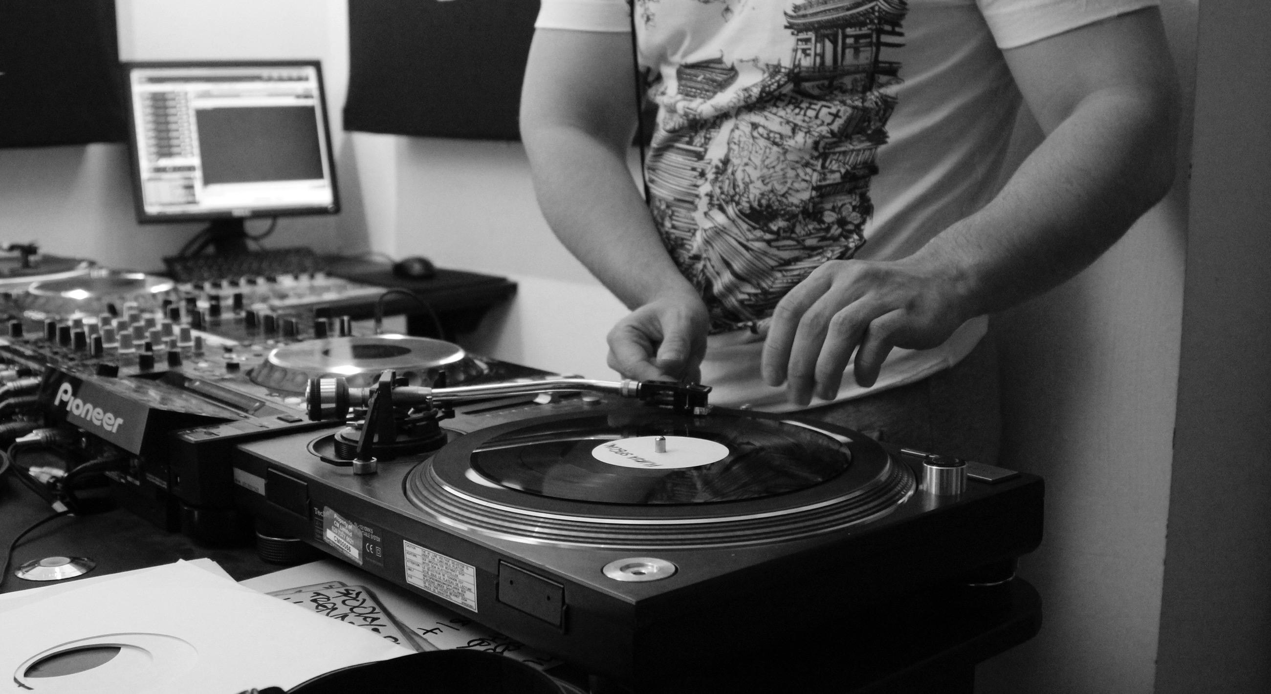 DJ Score5, ScoreFive, Score Five, Grime, PyroRadio, PyroRadio.com, Dubplate, Dubplates