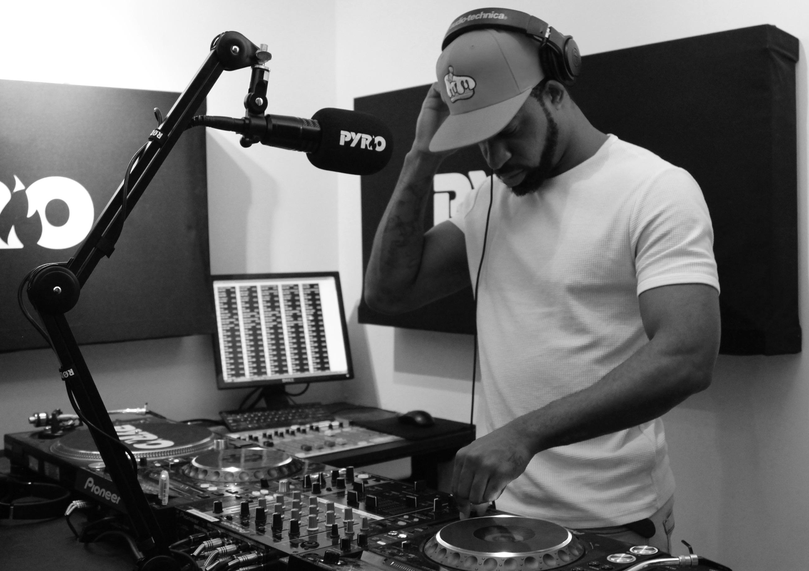 DJ Mak10, DJ Mak 10, DJ MakTen, DJ Mak Ten, Grime, PyroRadio, PyroRadio.com